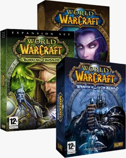 Скачать клиент для World of Warcraft