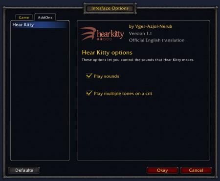 Классовые аддоны для WoW: Друид
