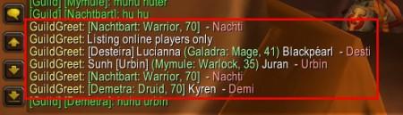Аддоны для достижений в World of Warcraft. Часть 2
