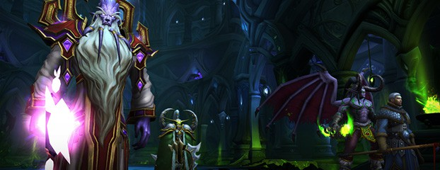 Legion: Гробница Саргераса - Первое крыло