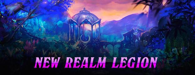 Открытие нового реалма Legion - Suramar!